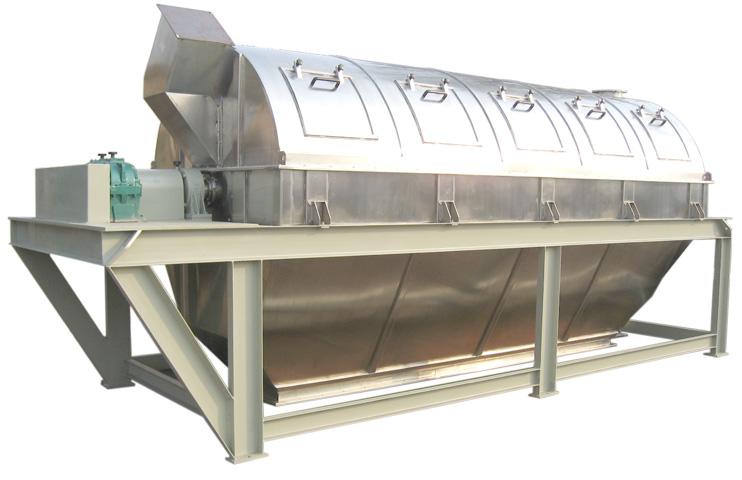 FSG系列滚筒式筛选机